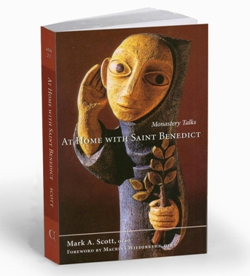At Home With Saint Benedict (paperback)