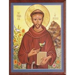 Franciscan Plaques & Prints