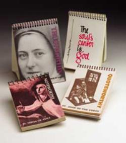 Carmelite Quotations Booklets