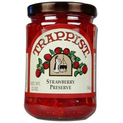 Trappist Preserves - Strawberry Preserve (By the Case)