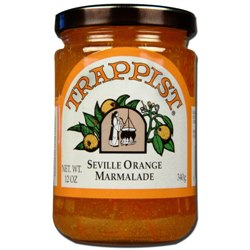 Trappist Preserves - Seville Orange Marmalade (By the Case)