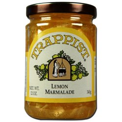 Trappist Preserves - Lemon Marmalade (By the Case)