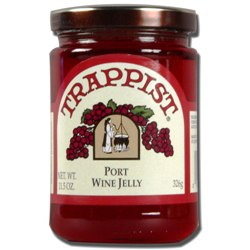 Trappist Preserves - Port Wine Jelly (By the Case)