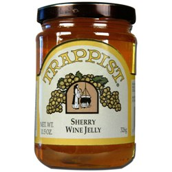 Trappist Preserves - Sherry Wine Jelly (By the Case)