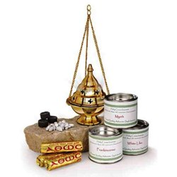 Orthodox Incense & Censers