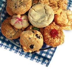 Assortment of Nun Better Cookies