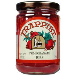 Trappist Preserves - Pomegranate Jelly (By the Case)