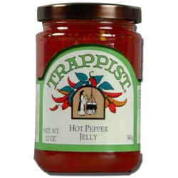 Trappist Preserves - Hot Pepper Jelly (By the Case)