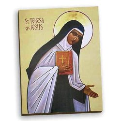 Carmelite Plaques & Prints