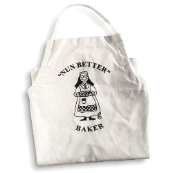 Nun Better Baker Apron