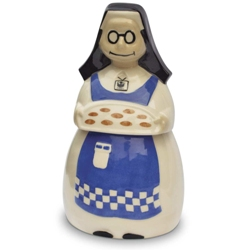 Nun Better Cookie Jar