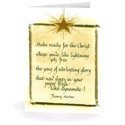Thomas Merton Christmas Cards