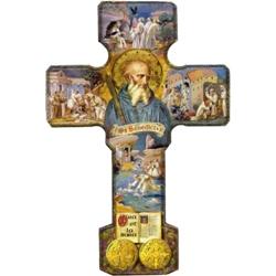 Benedictine Crosses & Crucifixes