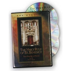 The Holy Rule of St. Benedict (3-CD Set)