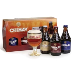 Chimay Gift Set - Customer Over 21 Verification