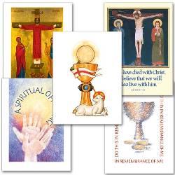 Mass & Memorial Cards
