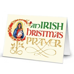 Irish & Celtic Christmas Cards