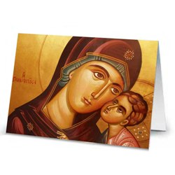 Icon Christmas Cards