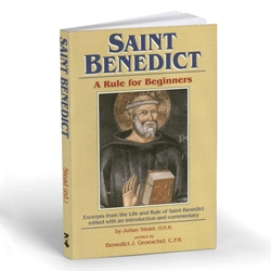 St. Benedict: A Rule for Beginners (paperback)