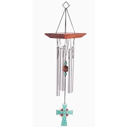 Chimes of Ireland (with Celtic cross)