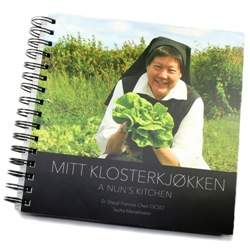 A Nun's Kitchen (spiral-bound)