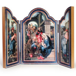 Christmas Triptychs