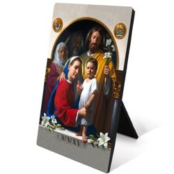World Meeting of Families Desk Plaque