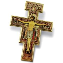Franciscan Crosses & Crucifixes