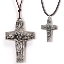 Pope Francis Cross Pendant